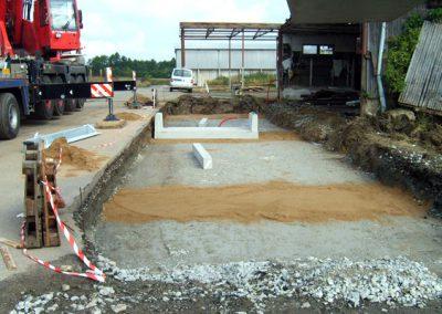 Zapuštěné mostní váhy SCALEX